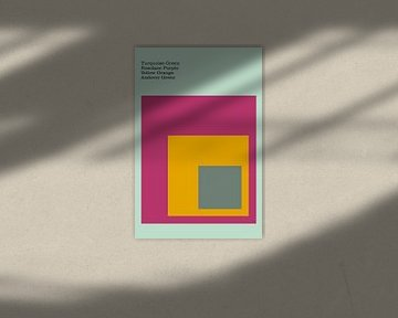 Color Ensemble No. 6 van Pascal Deckarm