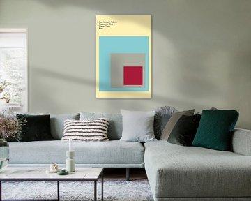 Color Ensemble No. 3 van Pascal Deckarm
