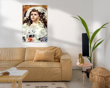 Belle poupée (oeuvre d'art) sur Art by Jeronimo