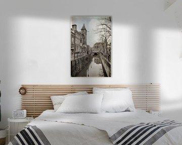 Der Drift in Utrecht von Jan van der Knaap