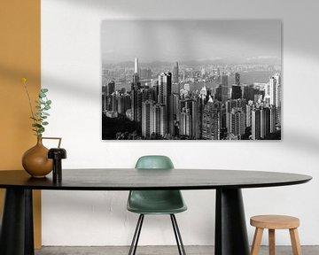 Hong Kong Skyline 14 von Pascal Deckarm