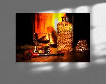 Tabakpfeife & Whisky