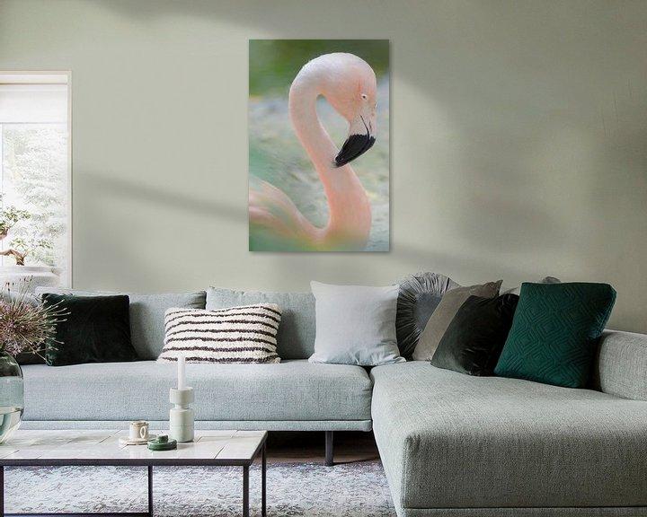 Sfeerimpressie: Mooi roze van Mark Bolijn