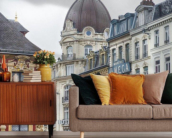 Beispiel fototapete: Lille Stadtzentrum von Mark Bolijn