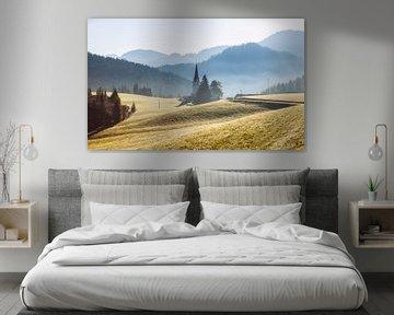 Alpen Oostenrijk van Frank Peters