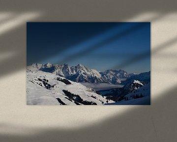 Berg in Oostenrijk van Jeroen Meeuwsen