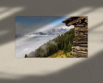 """Berglandschap """"Dach-Stein"""" van Coen Weesjes"""