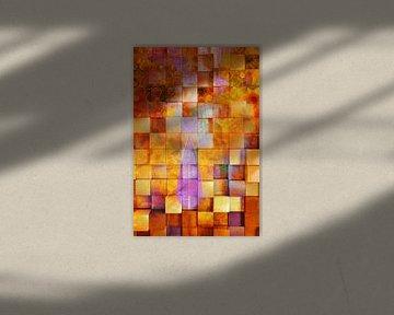 Spirit Abstract van Jacky