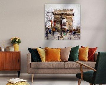 Paris von Andreas Wemmje