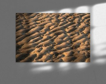 Diagnaal zand von peterheinspictures