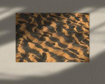 Woestijn heuvels von peterheinspictures