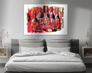 alcoholische drank von Ariadna de Raadt-Goldberg