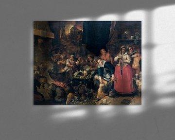 Hexenküche, Frans Francken (II)