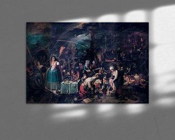 Hexenversammlung, Frans Francken der Jüngere