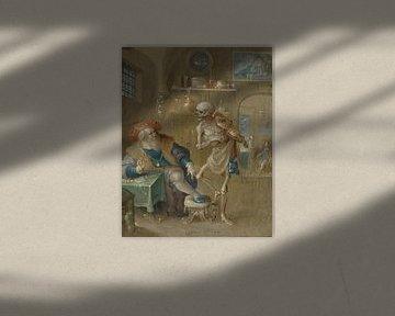 Der geigende Tod, Frans Francken (II)