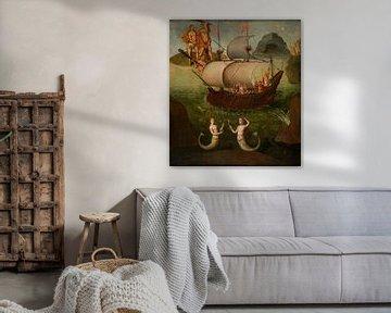 Allegorie des Staates, Frans Francken der Jüngere