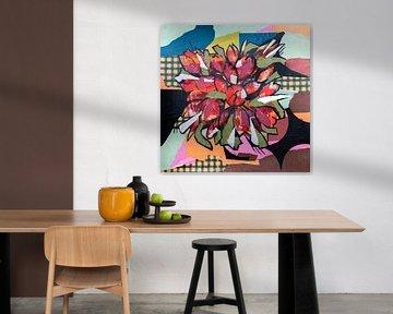 Illustration von Tulpen von Ariadna de Raadt