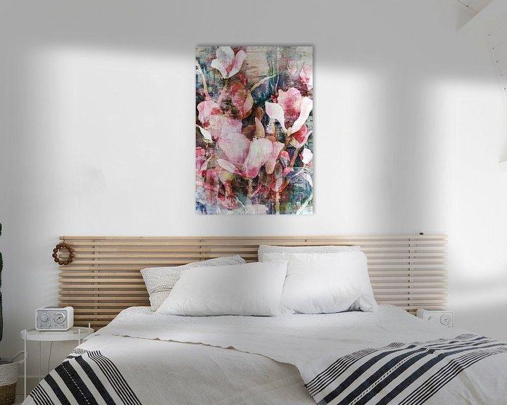 Sfeerimpressie: Spring Magnolia van Jacky Gerritsen