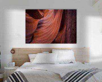 Antelope Canyon sur Jeffrey Van Zandbeek