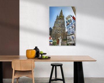 Kerkplein in Carnac
