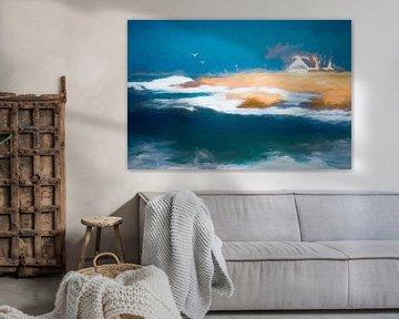 Französische Atlantikküste - Süd Bretagne