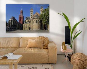 Het Vrijthof te Maastricht von Ton Reijnaerdts