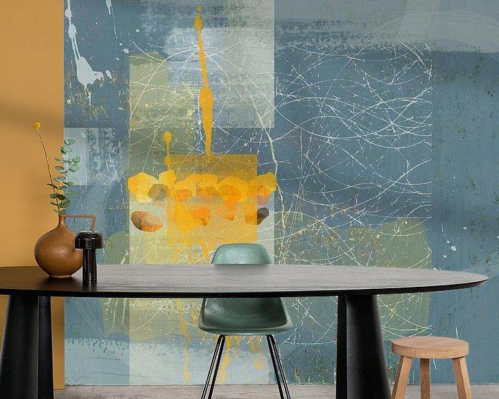 Sfeerimpressie behang: Scandinavia van Andreas Wemmje
