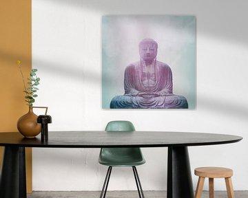 Buddha 2 van Pascal Deckarm