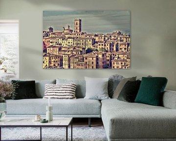 Siena von Peter Bergmann