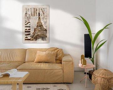 Nostalgic Paris van Andrea Haase