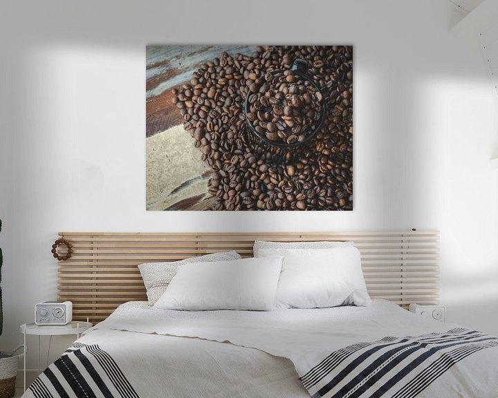 Beispiel: Kaffeebohnen von Sander Guijt