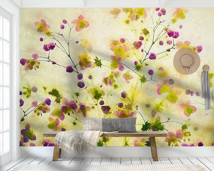 Beispiel fototapete: flowery III von Andreas Wemmje