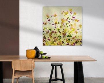 flowery III van Andreas Wemmje