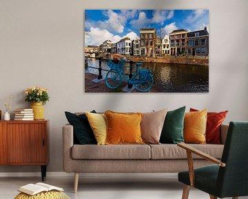 Blick auf Schiedam, Niederlande von Adelheid Smitt