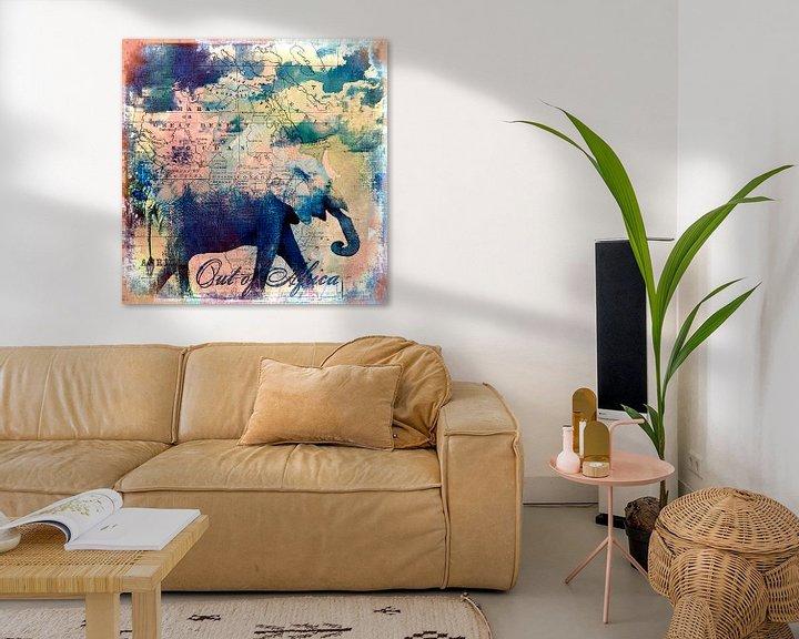 Beispiel: Die Reise des Elefanten von Andrea Haase