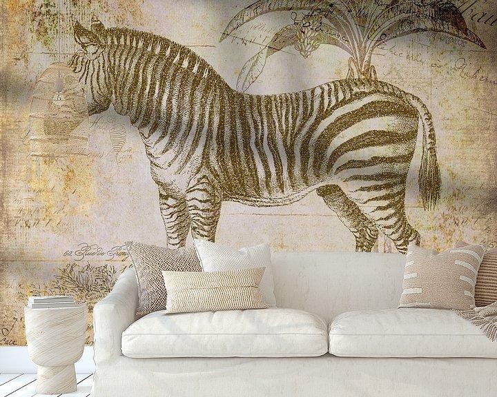 Impression: Vintage Zebra sur Andrea Haase