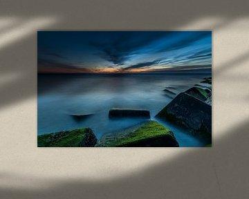 Landschap kust van Original Mostert Photography