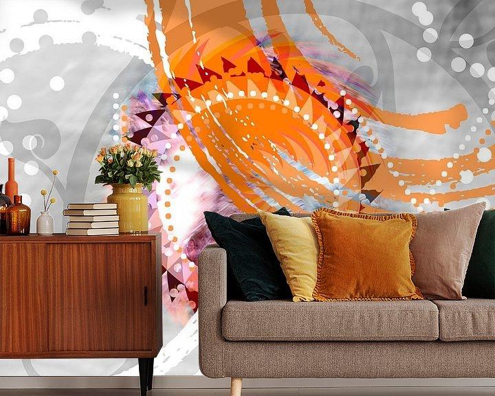 Beispiel fototapete: Give me Space 028 von ART Eva Maria