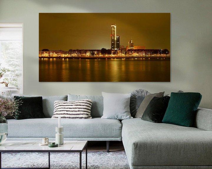 Beispiel: Rotterdam von HJ de Ruijter