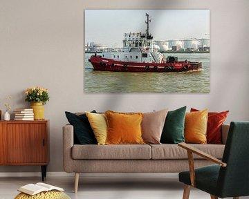 Sleepboot Texelbank Rotterdam