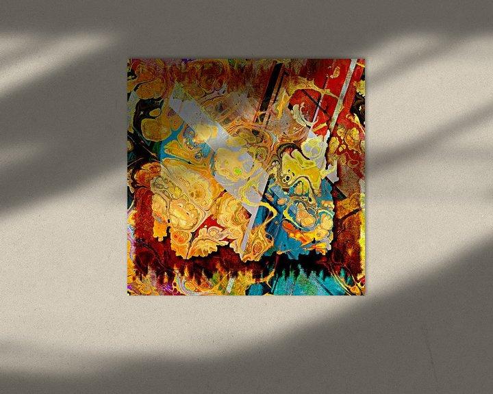 Beispiel: Painting within a painting von PictureWork - Digital artist
