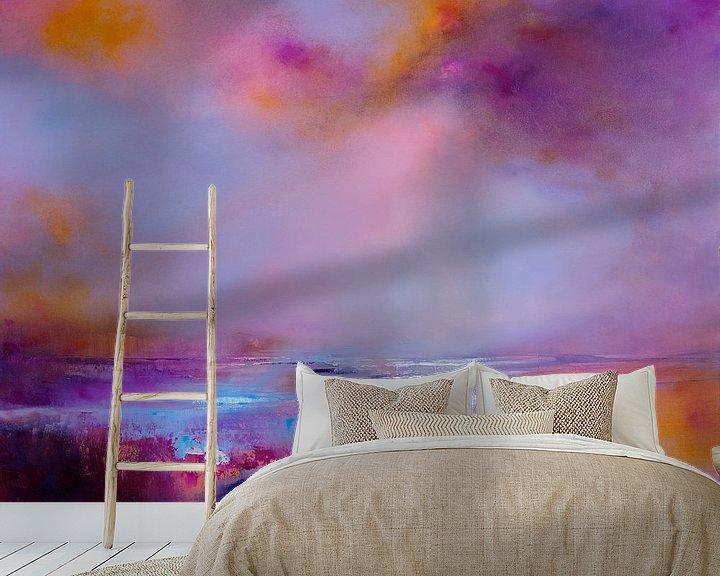 Beispiel fototapete: Sonnenlicht von Annette Schmucker