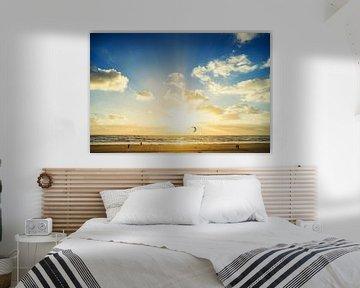 Zonnig Zandvoort von Creacas