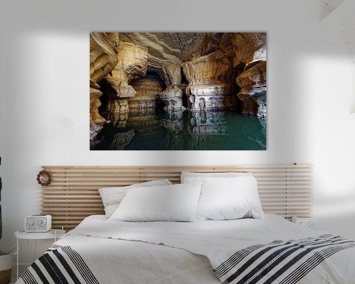 Sfeerimpressie: grot sof omar van rene schuiling