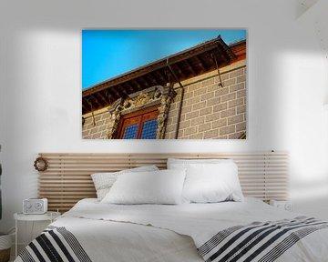 Das abstrakte Dach von Ennio Brehm