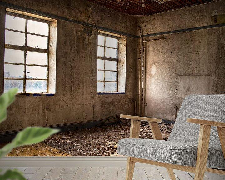 Beispiel fototapete: Abandoned von Creacas