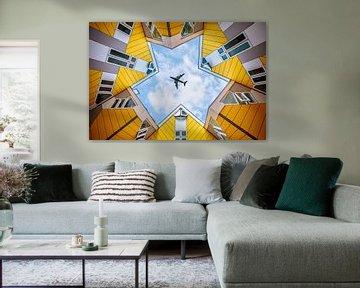 kubuswoningen Rotterdam von Arjen Hoftijzer