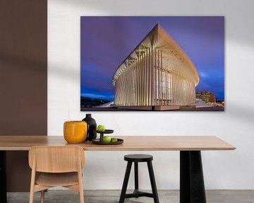 Luxemburg Philharmonie van Photography by Karim