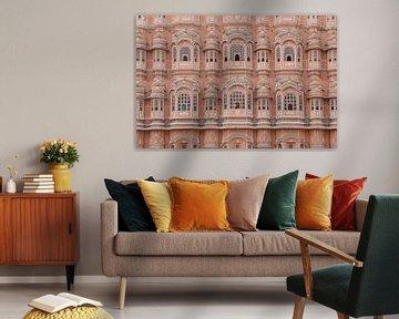 Hawa Mahal Jaipur (gezien bij vtwonen) van Anouk Hol