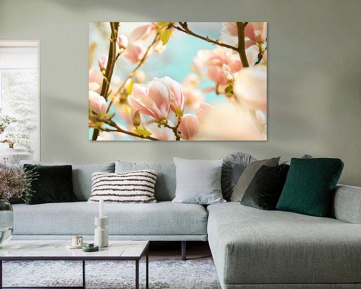 Beispiel: Magnolie Frühlingsblüten 6 von Joske Kempink